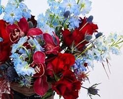 birthday flower by the best flower shop in Doha, Qatar